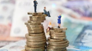 Gender Pay Gap (Foto: picture-alliance / Reportdienste, empics | Joe Giddens)