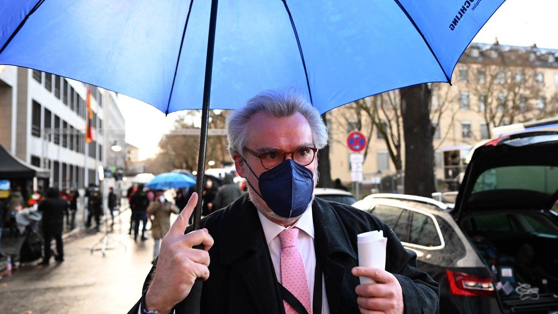 Rheinland-Pfälzischer Justizminister kritisiert