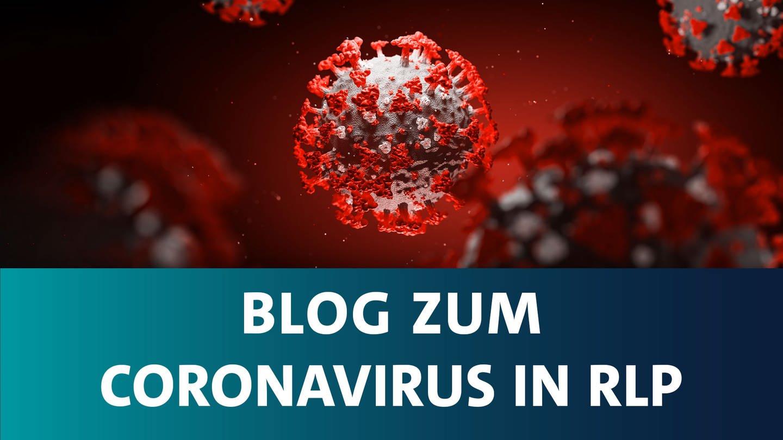 Logo des Blogs zur Coronavirus-Pandemie in Rheinland-Pfalz