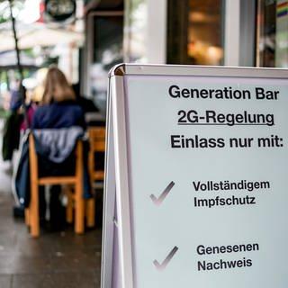 2G Regel  (Foto: dpa Bildfunk, Picture Alliance)
