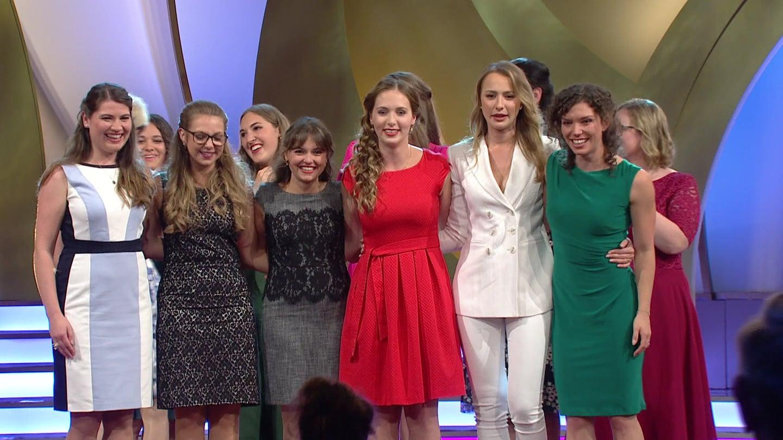 Die sechs Kandidatinnen für die Weinkönigin-Wahl 2021