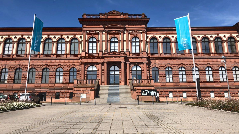Museum Pfalzgalerie in Kaiserslautern (Foto: SWR)