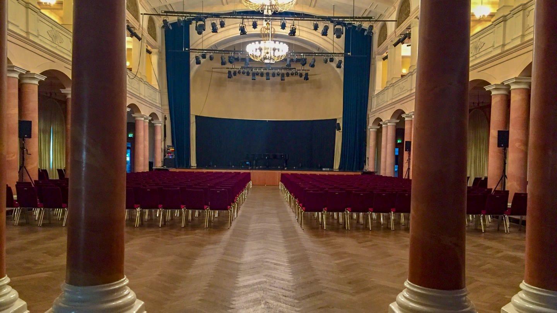 Fruchthalle Kaiserslautern (Foto: SWR)