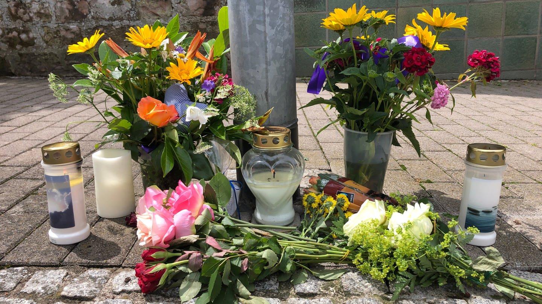 Gedenkfeier für Unfallopfer in Pirmasens am Sonntag