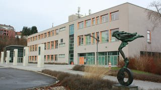 Neues Coronavirus Impfzentrum in der Wasgauhalle auf dem Messegelände in Pirmasens (Foto: SWR)