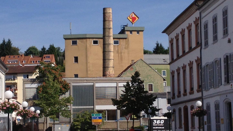 Brauereigelände Zweibrücken (Foto: SWR)