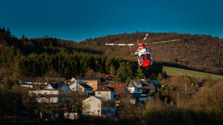 Rettungshubschrauber (Foto: PicWorks  andré ebbing photography)