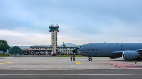 Tower auf der Air Base Ramstein | SWR