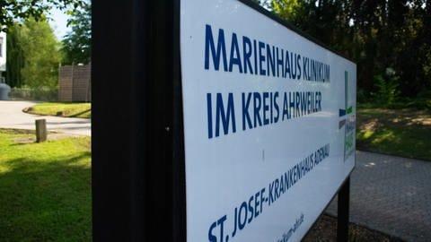 Marienhaus Klinikum im Kreis Ahrweiler (Foto: SWR)