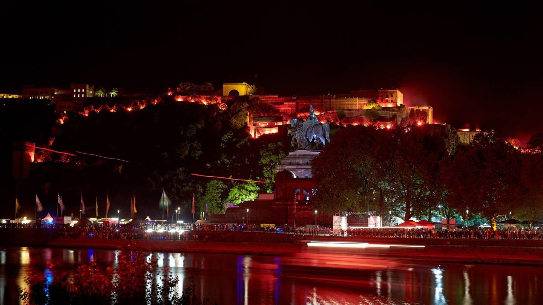 Rhein in Flammen wird wahrscheinlich abgesagt. (Foto: picture-alliance / Reportdienste, Picture Alliance)