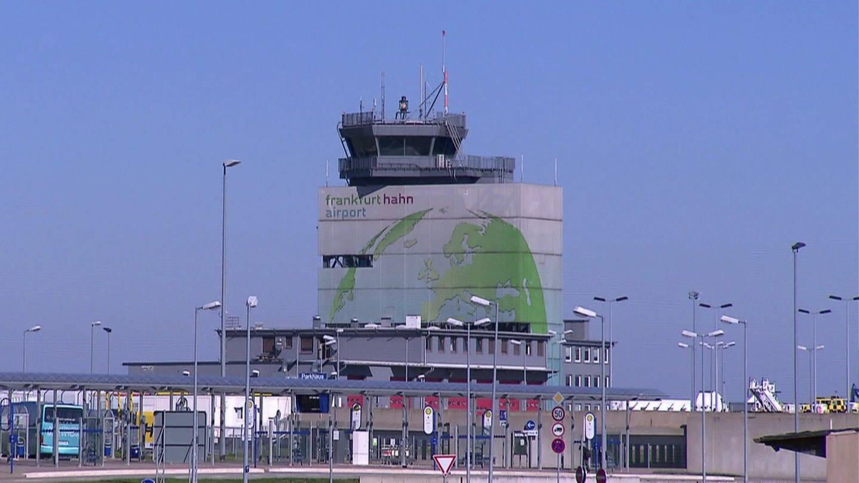 Tower Flughafen Hahn