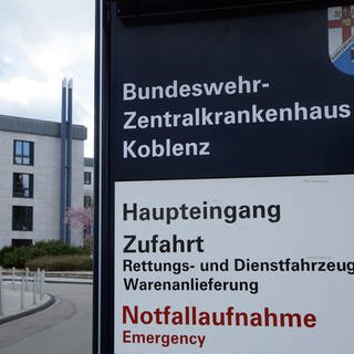 Bundeswehrkrankenhaus Koblenz (Foto: picture-alliance / Reportdienste, Picture Alliance)