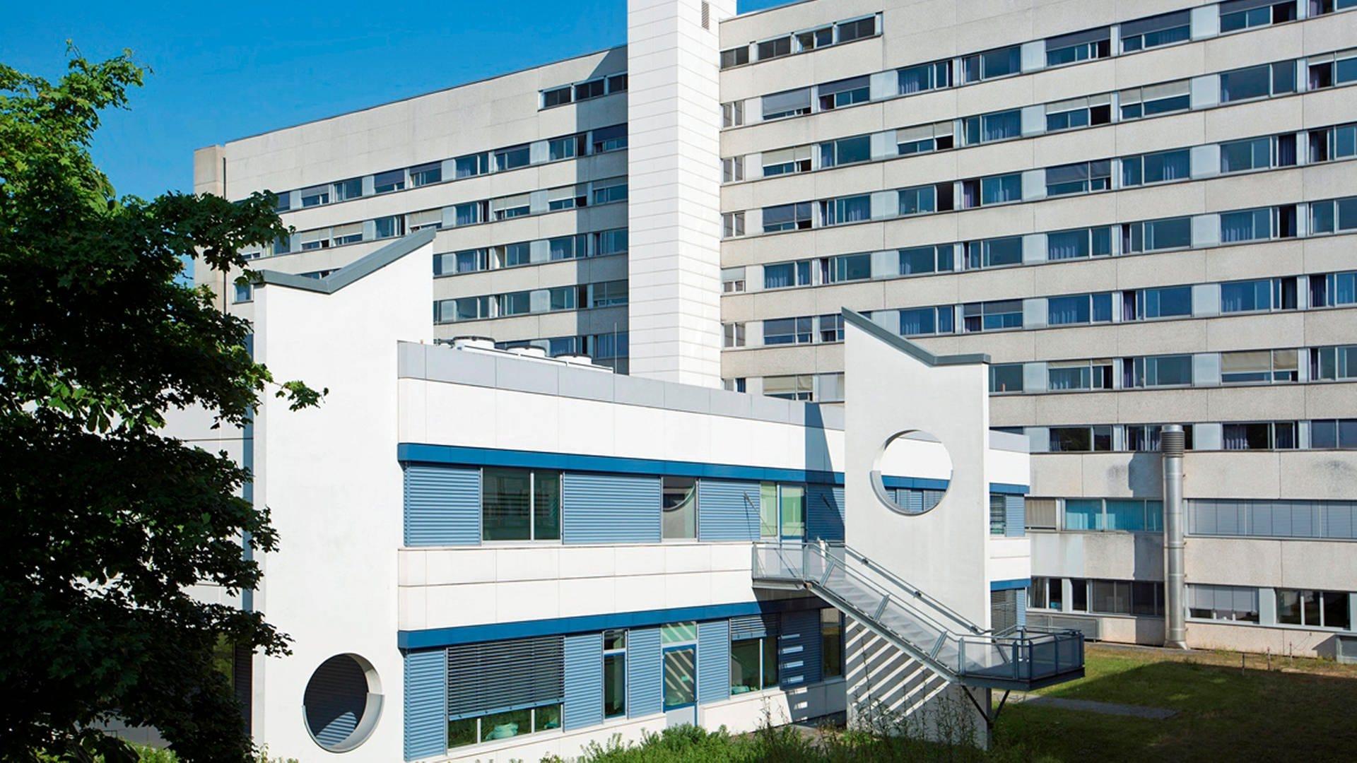 Das Gebäude des Kemperhofs in Koblenz
