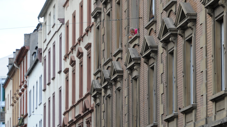 Mietwohnungen (Foto: dpa Bildfunk, picture alliance/Arne Dedert)