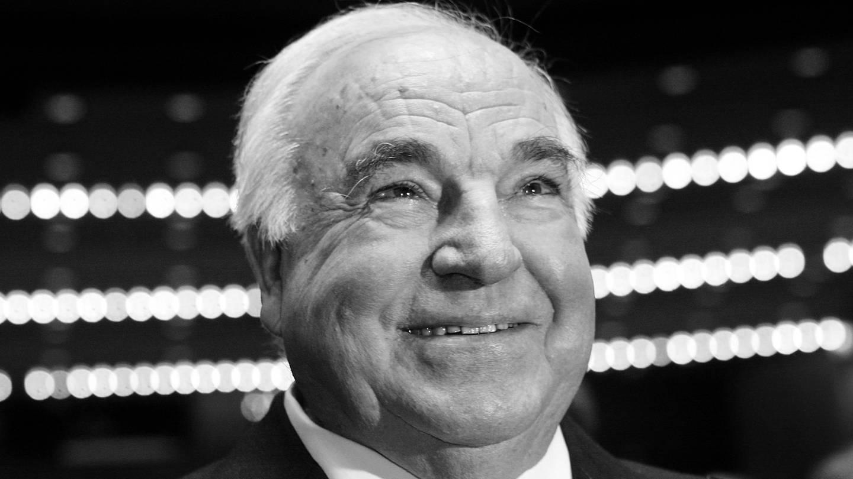 Helmut Kohl (Foto: dpa Bildfunk, Picture Alliance/Frank Rumpenhorst)