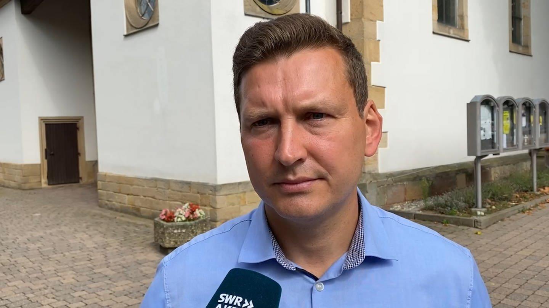 Mario Brandenburg (FDP), Kandidat der Jungen Liberalen