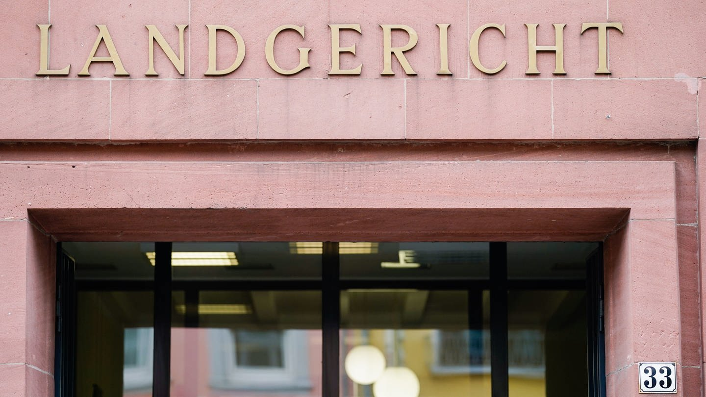 Landgericht Frankenthal (Foto: picture-alliance / Reportdienste, picture alliance/Uwe Anspach/dpa)