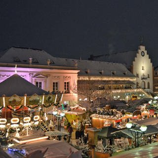 Nikolausmarkt Landau (Foto: Stadt Landau)