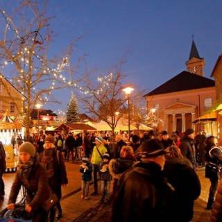 Weihnachtsmarkt Dürkheimer Advent (Foto: Stadt Bad Dürkheim)
