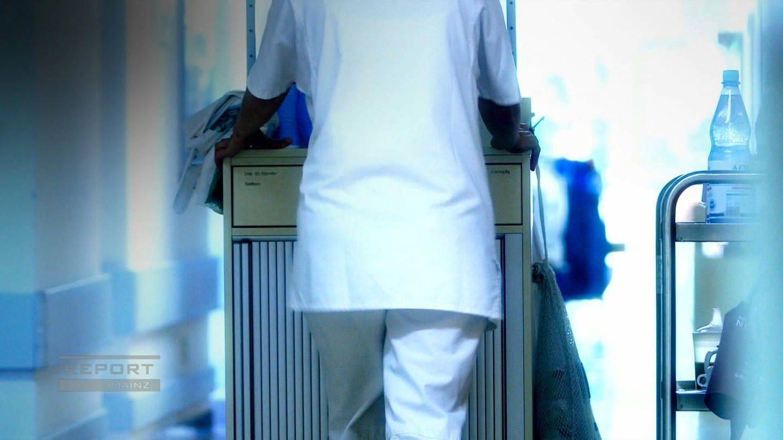 Pfleger Sujet (Foto: SWR, SWR -)