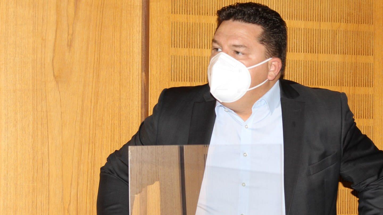 Am zweiten Prozesstag hat Marcus Held einen Aussage angekündigt