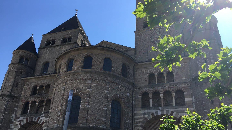 Trierer Dom (Foto: SWR, Jana Hausmann)