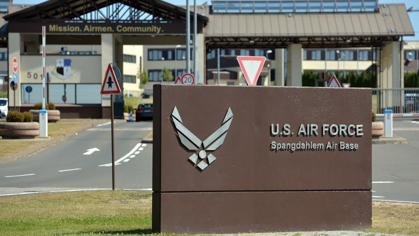 US-Air Base Spangdahlem (Foto: dpa Bildfunk, Picture Alliance)