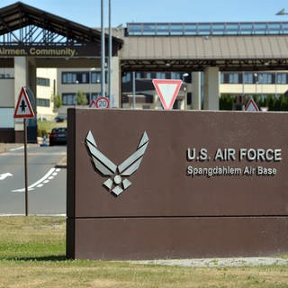 Die US-Airbase Spangdahlem und Joe Biden (Foto: picture-alliance / Reportdienste, Picture Alliance)