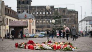 Die Anklage im Fall der Amokfahrt von Trier mit fünf Toten ist nach SWR-Informationen fertig. (Foto: dpa Bildfunk, Picture Alliance)
