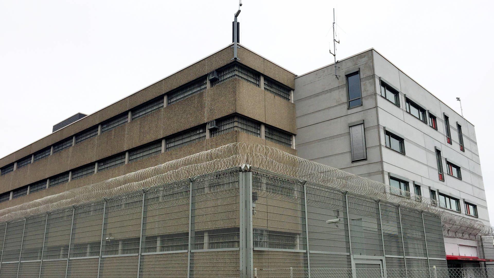 Das Gefängnis in Trier