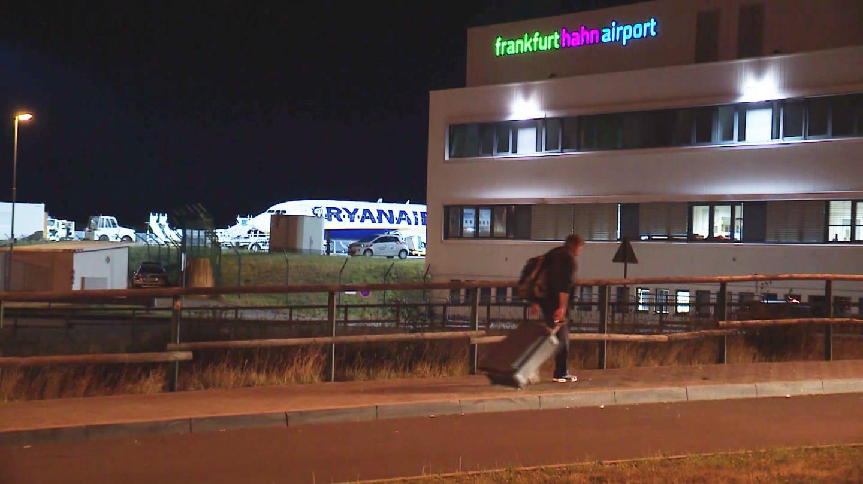 Flughafen Hahn (Foto: SWR)