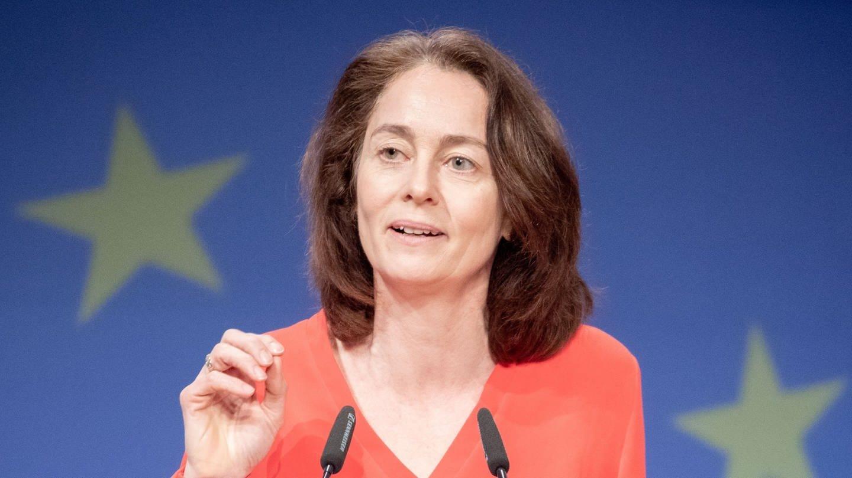SPD-Spitzenkandidatin Katarina Barley (Foto: dpa Bildfunk, Picture Alliance)
