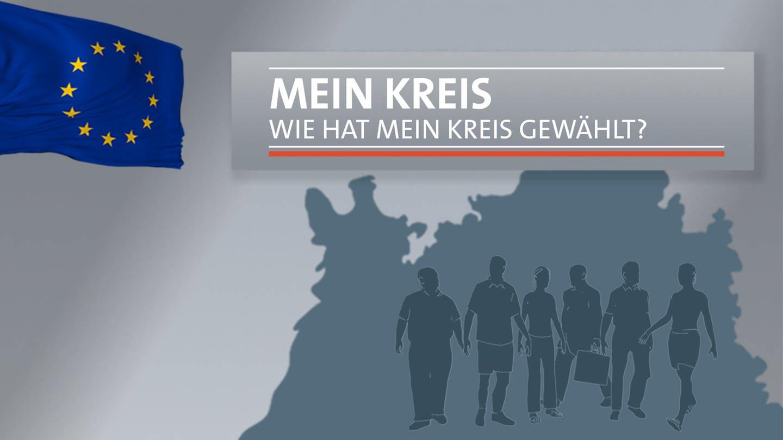 EU BW Mein Kreis (Foto: SWR, infratest dimap)