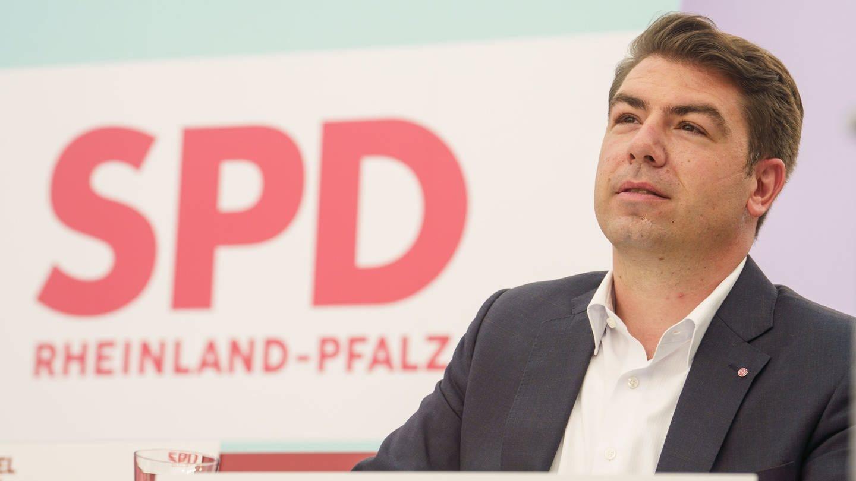 Thomas Hitschler ist Spitzenkandidat der rheinland-pfälzischen SPD bei der Bundestagswahl 2021