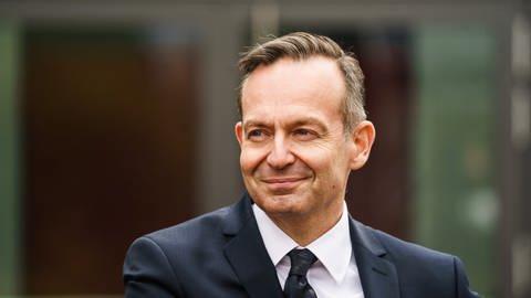 Porträt Volker Wissing, FDP, Bundestagswahl (Foto: dpa Bildfunk, picture alliance/dpa | Andreas Arnold)