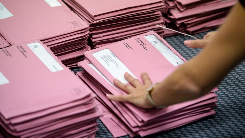 Briefwahl (Foto: dpa Bildfunk, Picture Alliance)
