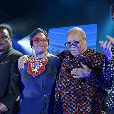 Quincy Jones und Friends (Foto: SWR, Foto: Willi Kuper)