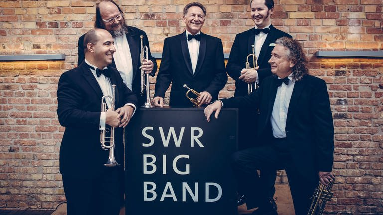 Trompeten SWR Big Band (Foto: SWR)