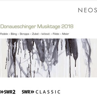 Cover Montage CD Donaueschinger Musiktage 2018 (Foto: SWR, NEOS)