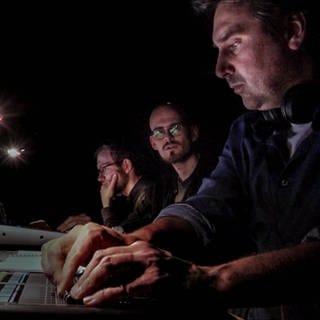 Team des SWR Experimentalstudios (Foto: SWR)