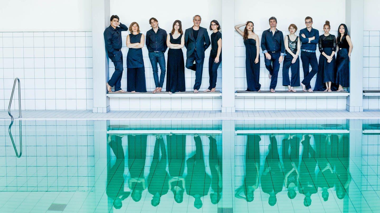 Ensemble Experimental (Foto: SWR, Anja Limbrunner)