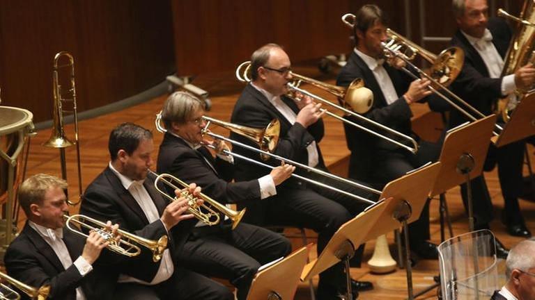Blechbläsergruppe des SWR Symphonieorchesters