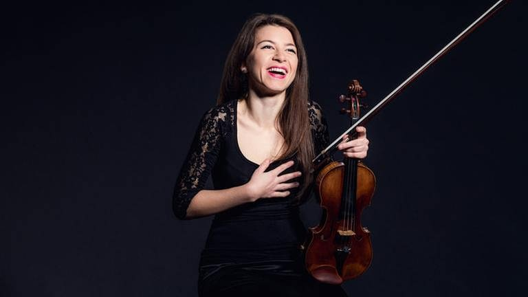 Andreea Chiriac (Foto: SWR, SWR - Klaus Mellenthin)