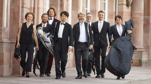 Ensemble Beethoven-Experiment (Foto: SWR)