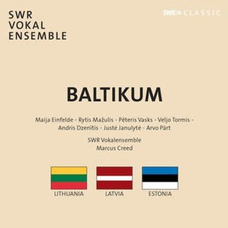 Baltikum CD Cover mit Marcus Creed (Foto: SWR)