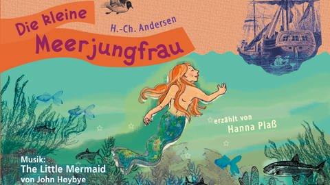 Cover CD Kleine Meerjungfrau (Foto: SWR, SWR/Helbling)