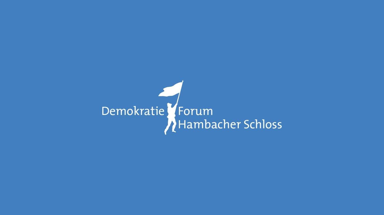 Logo des Demokratieforum (Foto: SWR)