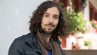 Albert Guiton (Alessio Hirschkorn) © SWRAlexander Kluge (Foto: SWR, Alexander Kluge)