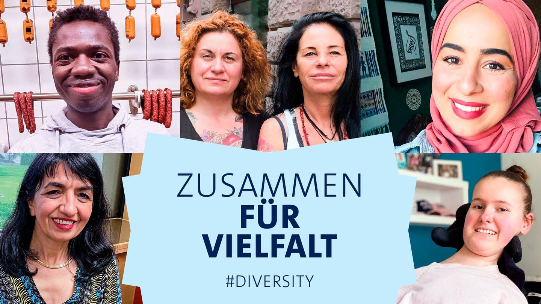 Den 26. Mai 2020 – den von der Charta der Vielfalt initiierten 8. Deutschen Diversity-Tag – nimmt der SWR zum Anlass, diesem Thema in all seinen Programmen viele große und kleine Geschichten zu widmen – nicht nur an diesem Tag. © SWR (Foto: SWR, SWR)