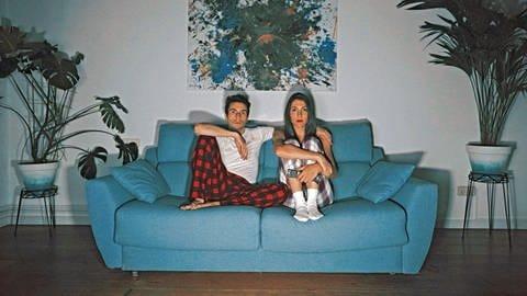 Kim und Paolo im Lockdown. © SWRKim&PaoloLena Leonhardt (Foto: SWR, Kim&Paolo/Lena Leonhardt)